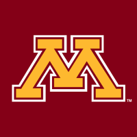 1986-Pres Minnesota Golden Gophers Alternate Logo Light Iron-on Stickers (Heat Transfers) 7