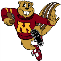 1986-Pres Minnesota Golden Gophers Mascot Logo Light Iron-on Stickers (Heat Transfers) 4