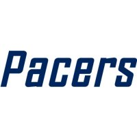 Indiana Pacers Script Logo  Light Iron-on Stickers (Heat Transfers) version 1