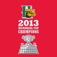 Halifax Mooseheads 2012 13 Championship Banner1 Light Iron-on Stickers (Heat Transfers)