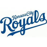 Kansas City Royals Script Logo  Light Iron-on Stickers (Heat Transfers)