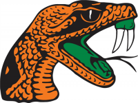 2001-Pres Florida A&M Rattlers Secondary Logo