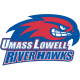 UMass Lowell River Hawks 2010-Pres Primary Logo Light Iron-on Stickers (Heat Transfers)