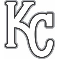 Kansas City Royals Cap Logo  Light Iron-on Stickers (Heat Transfers)