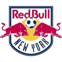 Red Bull New York Light Iron-on Stickers (Heat Transfers)