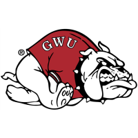 Gardner-Webb Bulldogs 1987-Pres Secondary Logo Light Iron-on Stickers (Heat Transfers)