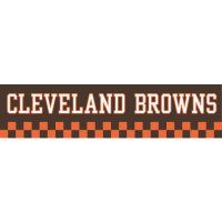 Cleveland Browns Script Logo Light Iron-on Stickers (Heat Transfers) version 1