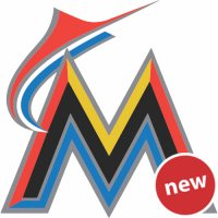 Miami Marlins Alternate Logo  Light Iron-on Stickers (Heat Transfers)
