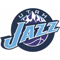Utah Jazz Primary Logo  Light Iron-on Stickers (Heat Transfers)