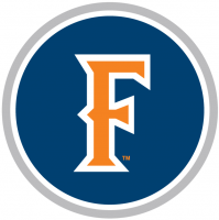 Cal State Fullerton Titans 2010-Pres Primary Logo Light Iron-on Stickers (Heat Transfers)