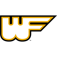 Wake Forest Demon Deacons 1977-1985 Alternate Logo Light Iron-on Stickers (Heat Transfers)