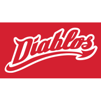 0-pres Mexico Diablos Rojos wordmark logo Light Iron-on Stickers (Heat Transfers) (Light Iron-on Stickers (Heat Transfers))