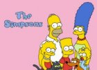 The Simpsons Iron Ons