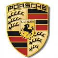 Porsche logo light t shirt iron on transfer version 1