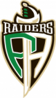 Prince Albert Raiders Logos Iron Ons