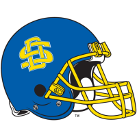 1999-Pres South Dakota State Jackrabbits Helmet Logo Light Iron-on Stickers (Heat Transfers)
