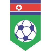 Korea DPR Football Confederation Light Iron-on Stickers (Heat Transfers)