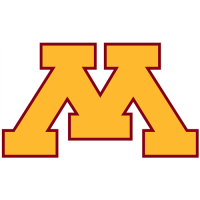 1986-Pres Minnesota Golden Gophers Alternate Logo Light Iron-on Stickers (Heat Transfers) 3