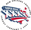NFL Super Bowl Primary Logo  Light Iron-on Stickers (Heat Transfers) version 1