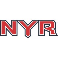 New York Rangers Script Logo  Light Iron-on Stickers (Heat Transfers) version 1