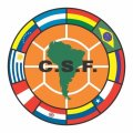 South American Football Confederation Light Iron-on Stickers (Heat Transfers)