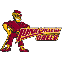 Iona Gaels 2003-Pres Primary Logo Light Iron-on Stickers (Heat Transfers)