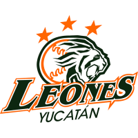0-pres Yucatan Leones primary logo Light Iron-on Stickers (Heat Transfers)