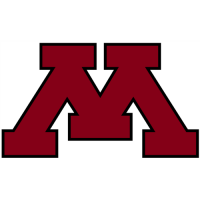 1986-Pres Minnesota Golden Gophers Alternate Logo Light Iron-on Stickers (Heat Transfers) 6