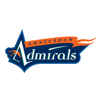 Amsterdam Admirals 1998-2007 Alternate Logo1 Light Iron-on Stickers (Heat Transfers)