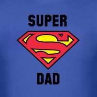 Father's Day T-shirts Light Iron On Stickers (Heat Transfers) 9