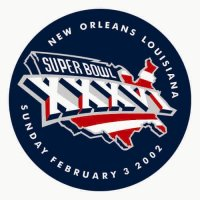 NFL Super Bowl Primary Logo  Light Iron-on Stickers (Heat Transfers) version 2