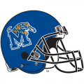 1994-Pres Memphis Tigers Helmet Logo Light Iron-on Stickers (Heat Transfers)