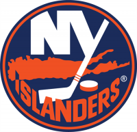 New York Islanders 1997 98-2009 10 Primary Logo Light Iron-on Stickers (Heat Transfers)