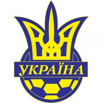 Ukraine Football Confederation Light Iron-on Stickers (Heat Transfers)
