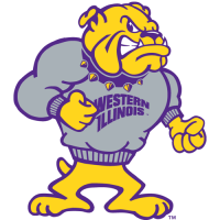 1997-Pres Western Illinois Leathernecks Mascot Logo Light Iron-on Stickers (Heat Transfers)