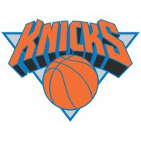 New York Knickerbockers Primary Logo  Light Iron-on Stickers (Heat Transfers)