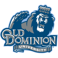 2003-Pres Old Dominion Monarchs Primary Logo Light Iron-on Stickers (Heat Transfers)