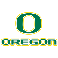 1999-Pres Oregon Ducks Primary Logo Light Iron-on Stickers (Heat Transfers)