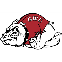 Gardner-Webb Bulldogs 1987-Pres Primary Logo Light Iron-on Stickers (Heat Transfers)