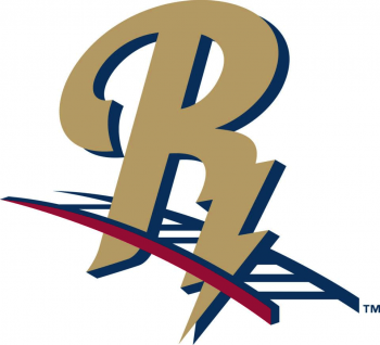 ScrantonWilkes-Barre RailRiders alternate logo(2013-pres)Light Iron-on Stickers (Heat Transfers) 01