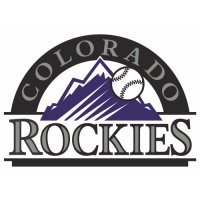 Colorado Rockies Primary Logo  Light Iron-on Stickers (Heat Transfers)