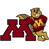 1986-Pres Minnesota Golden Gophers Mascot Logo Light Iron-on Stickers (Heat Transfers) 8