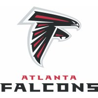 Atlanta Falcons Alternate Logo  Light Iron-on Stickers (Heat Transfers)