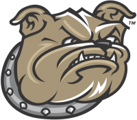 Bryant Bulldogs 2005-Pres Alternate Logo Light Iron-on Stickers (Heat Transfers)
