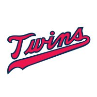 Minnesota Twins Script Logo  Light Iron-on Stickers (Heat Transfers)