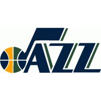 Utah Jazz Script Logo  Light Iron-on Stickers (Heat Transfers) version 2
