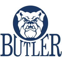 Butler Bulldogs 1990-Pres Primary Logo Light Iron-on Stickers (Heat Transfers)