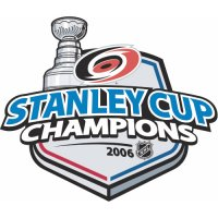 Stanley Cup Champions Logo  Light Iron-on Stickers (Heat Transfers) version 1