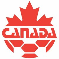 Canada Football Confederation Light Iron-on Stickers (Heat Transfers)