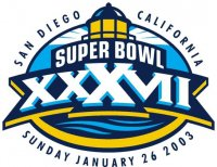 NFL Super Bowl Primary Logo  Light Iron-on Stickers (Heat Transfers)